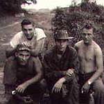 Billy Bolton, J.R. Webb, Bob Mowery, Carl Blankenship