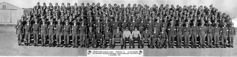 2nd ITR Company X, 3rd Battalion, 2 December 1965
