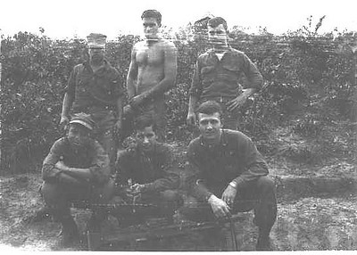Melecio Ortiz, top left (KIA 5/13/67).  Rest unknown.