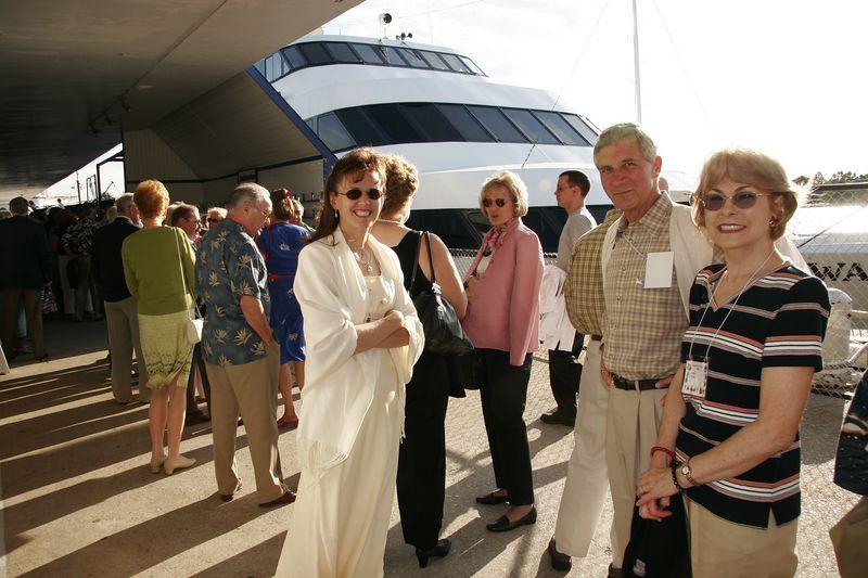 Cindy with John and Merrie Casper