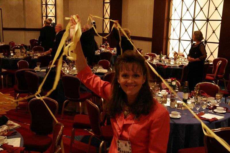 Tie a yellow ribbon...