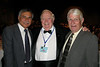 Marty Cavato with Triple Nickel Squadron Commander Joe Kittinger and Triple Nickel Ops Officer Mike Cooper