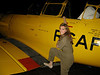 Cindy's 1942 USAAF flight suit makes her want to fly