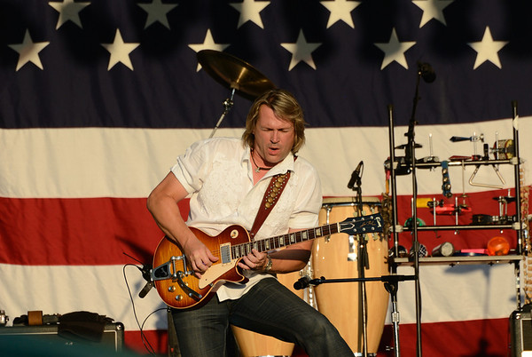 Rockin For The Troops 2011