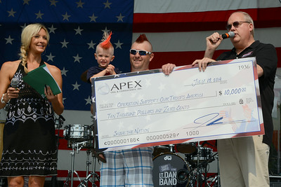 Rockin For The Troops - 2014 - Shave The Nation