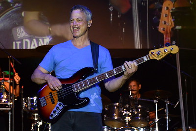 Rockin For The Troops - 2015 - Gary Sinise and the Lt. Dan Band performed at Rockin!