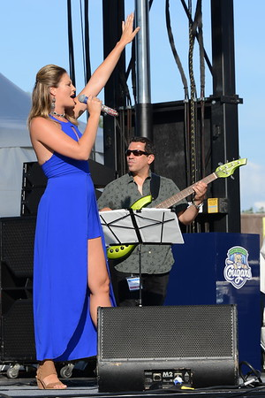 Rockin For The Troops - July 22, 2017 - Ayla Brown