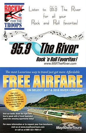 Rockin For The Troops - July 22, 2017 - Literature