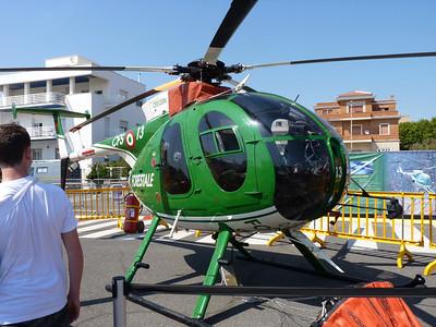 H-500 del Corpo Forestale dello Stato
