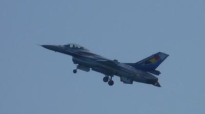 F-16 belga. Molto bravo pure lui