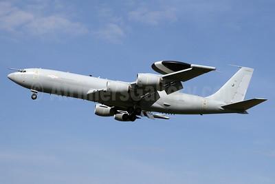 Royal Air Force (UK) Boeing E-3D Sentry (707-320B) ZH104 (msn 24112) MHZ (SPA). Image: 932453.
