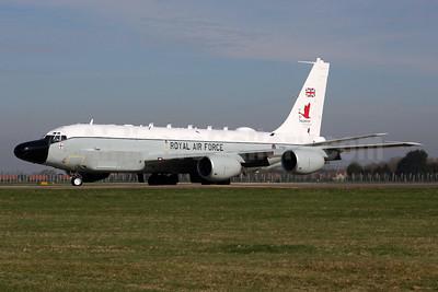 Royal Air Force (UK) Boeing RC-135W (707-158B) ZZ664 (msn 18773) (51 Squadron 1916-2016) MHZ (SPA). Image: 932462.