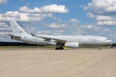 Royal Netherlands Air Force - MILAF Airbus A330-243MRTT T-055 (msn 1911) NUE (Gunter Mayer). Image: 954630.