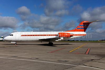 Royal Netherlands Air Force Fokker F.28 Mk. 0070 PH-KBX (msn 11547) DUB (Greenwing). Image: 954632.