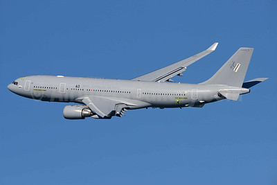 Royal New Zealand Air Force Airbus A330-203 EC-330 (msn 747) TLS (Eurospot). Image: 900703.