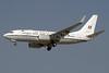 Royal New Zealand Air Force Boeing 737-7DF (BBJ) A36-002 (msn 30790) DXB (Paul Denton). Image: 937086.