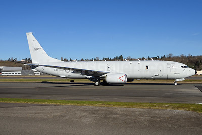 Royal New Zealand Air Force Boeing P-8A Poseidon (737-8FV) A47-002 (msn 62289) BFI (Steve Bailey). Image: 937085.