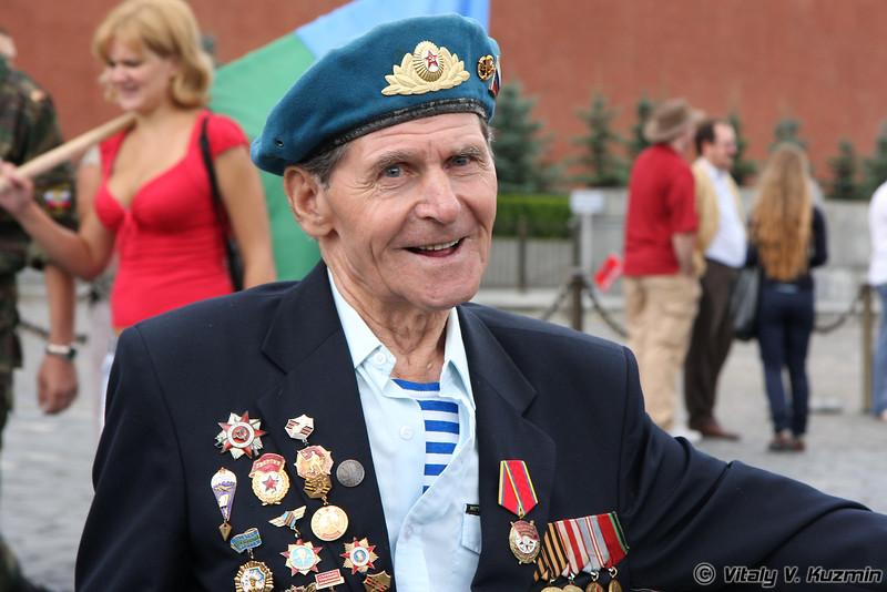 Ветеран (VDV veteran)