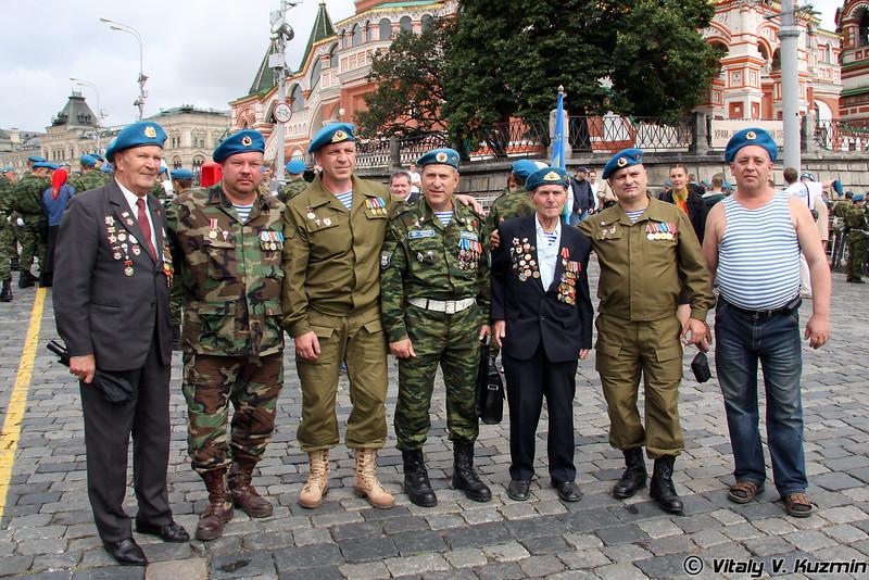 Ветераны (Veterans)