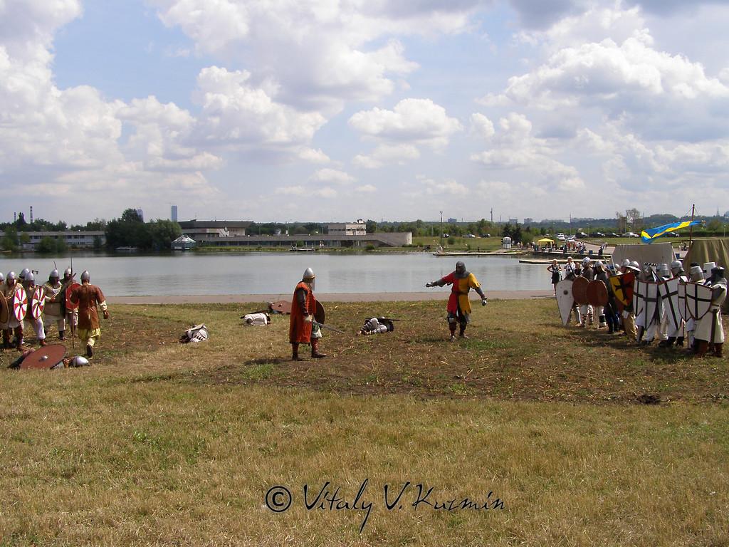Реконструкция исторических сражений (Reenactment)