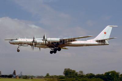 Russian Navy Tupolev Tu-142M 93 Black (msn 1603062) FFD (Keith Burton). Image: 951905.