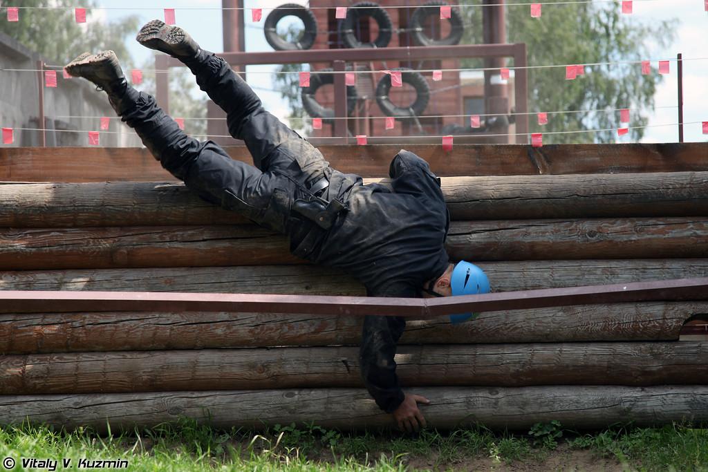 Команда Регионального ЦСН ФСБ России «Ессентуки» («Essentuki» regional FSB special purpose unit)