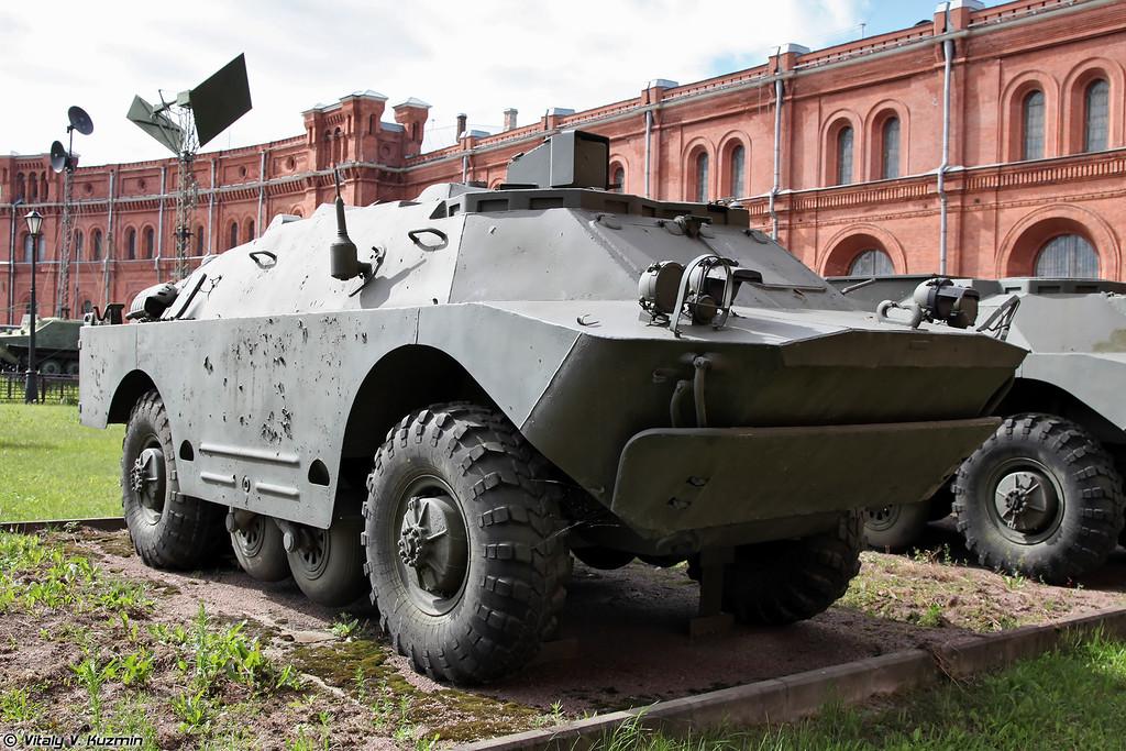 Боевая машина 9П148 ПТРК 9К111-1 Конкурс (9P148 combat vehicle 9K111-1 Konkurs ATGM system)