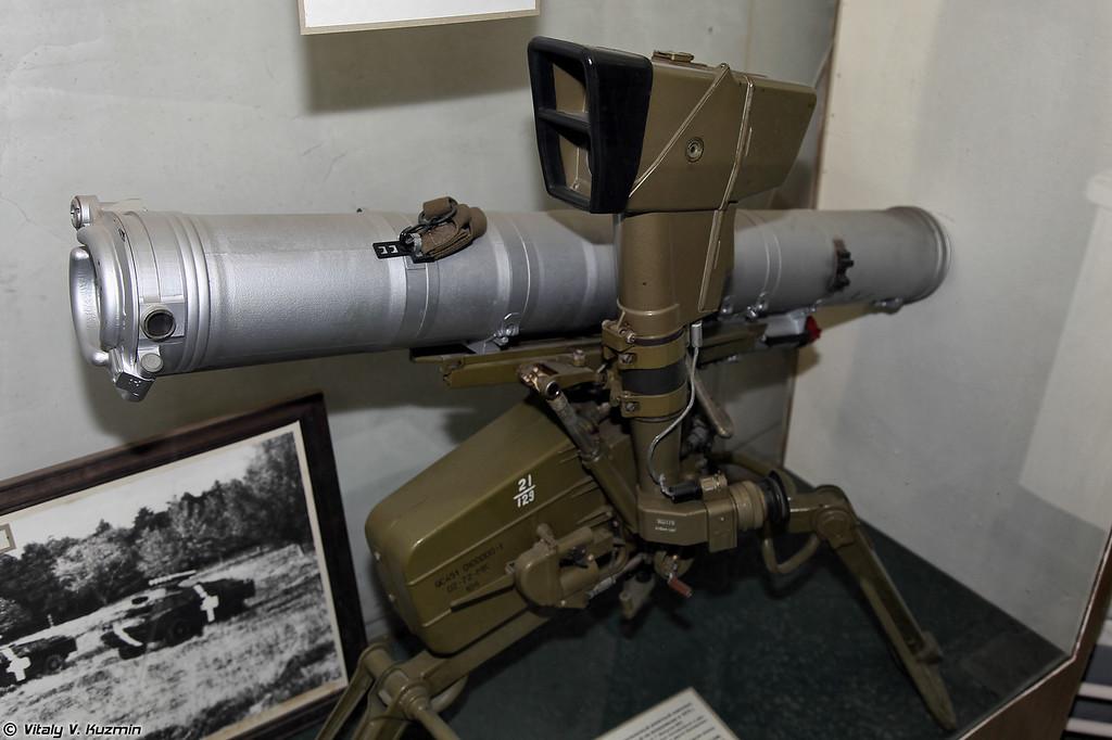 ПТРК 9К111 Фагот (9K111 Fagot ATGM system)
