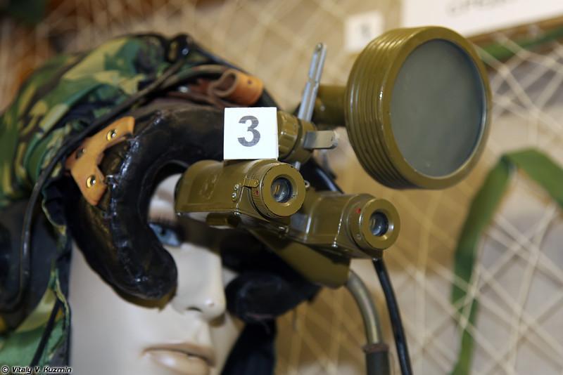 Прибор для производства ночных работ ПНР-1 (Night vision device PNR-1)