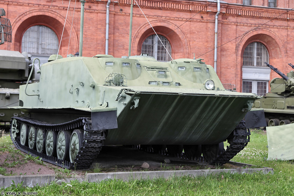 БТР-50ПУ (BTR-50PU)