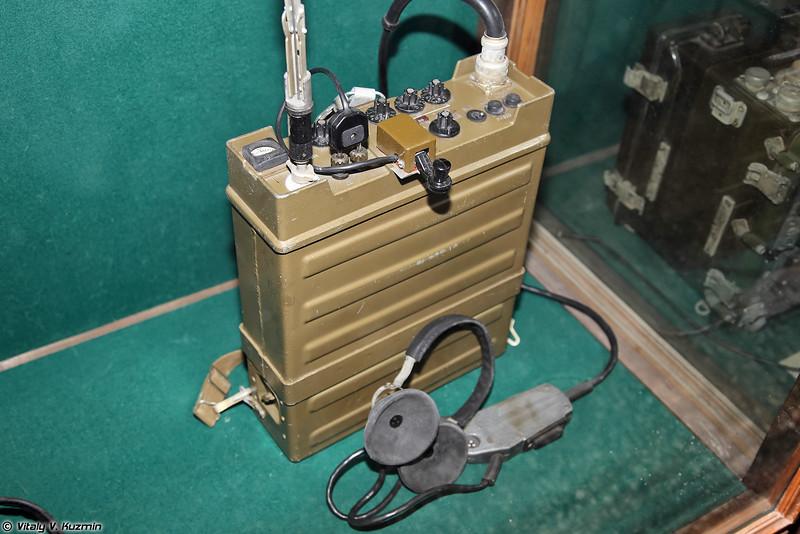 Радиостанция Р-159 (R-159 radio)