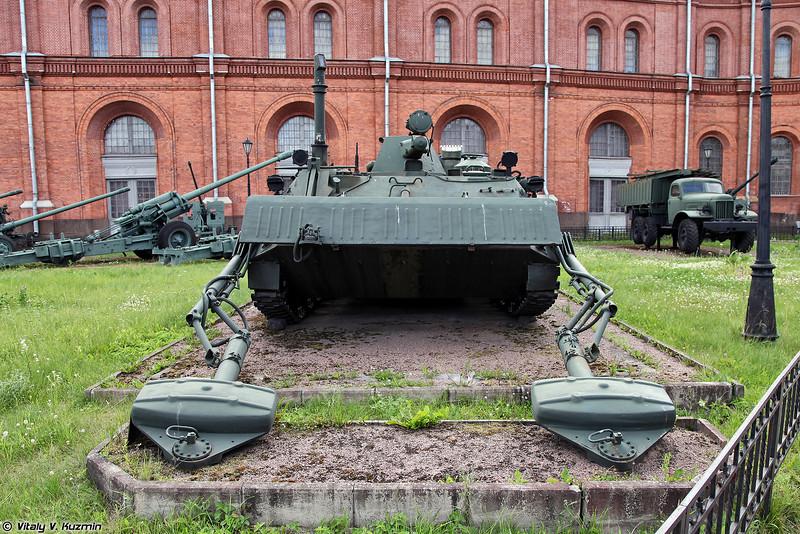 Инженерный подводный разведчик ИПР (Engineer reconnaissance vehicle IPR)