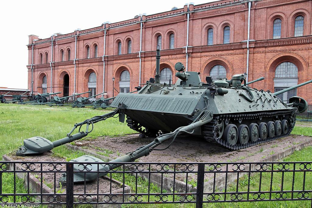 Инженерная разведывательная машина ИРМ (Engineer reconnaissance vehicle IRM)