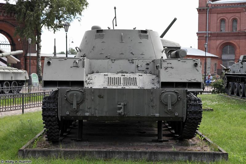 Cамоходное артиллерийское орудие 2С9 Нона-С (2S9 Nona-S SpG)