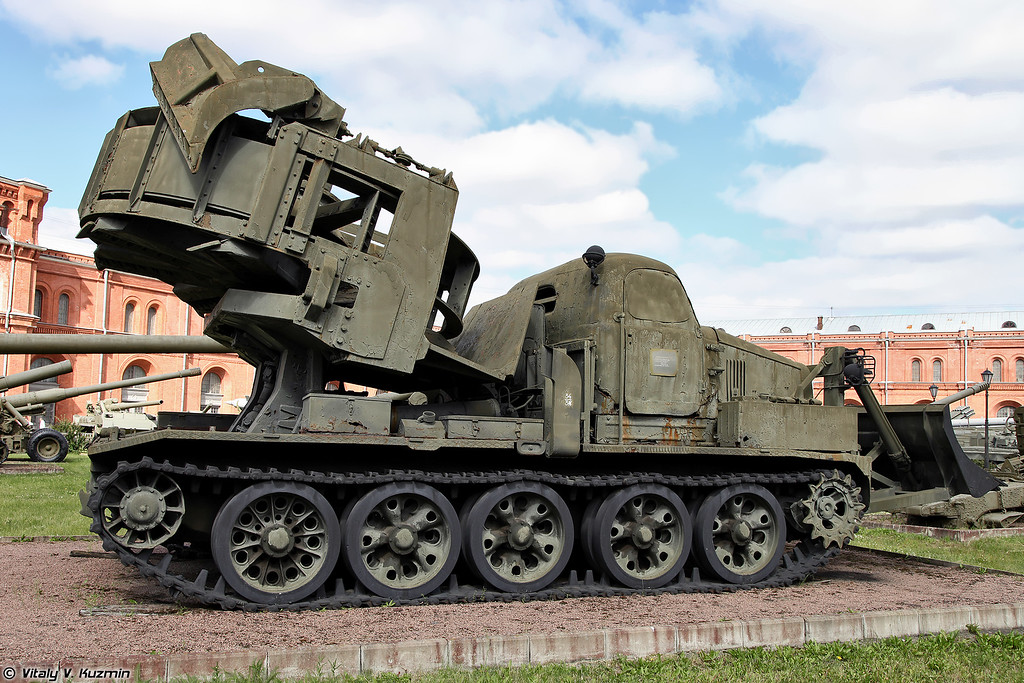 Котлованная машина МДК-2 (MDK-2)