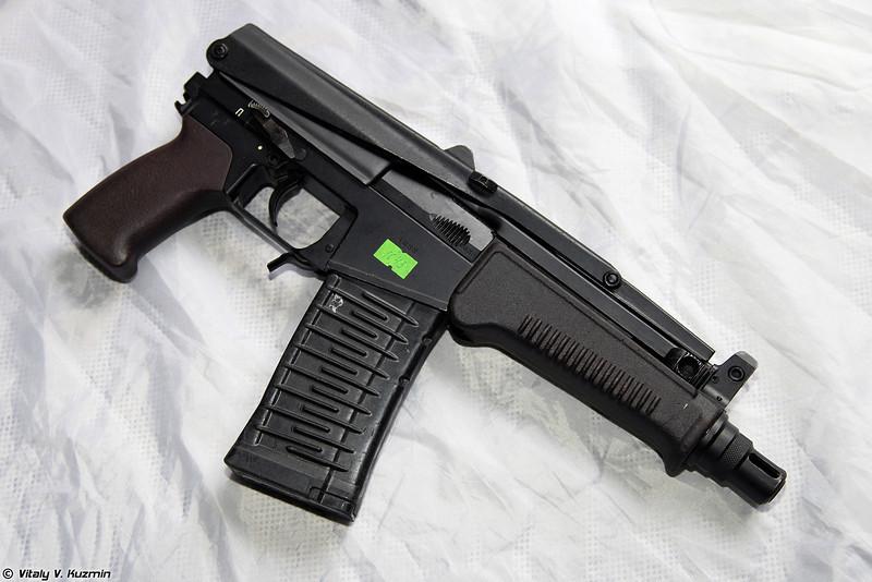 9x39 малогабаритный автомат СР3 Вихрь (9x39 compact assault rifle SR3 Vikhr)