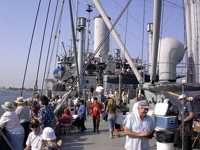 SS Lane Victory Cruise 2004