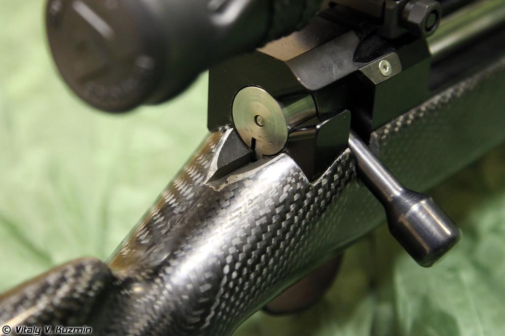 Винтовка Лобаева ОВЛ-3 с оптическим прицелом NightForce 5.5-22x50 NXS (Lobaev rifle OVL-3 with NightForce 5.5-22x50 NXS scope)