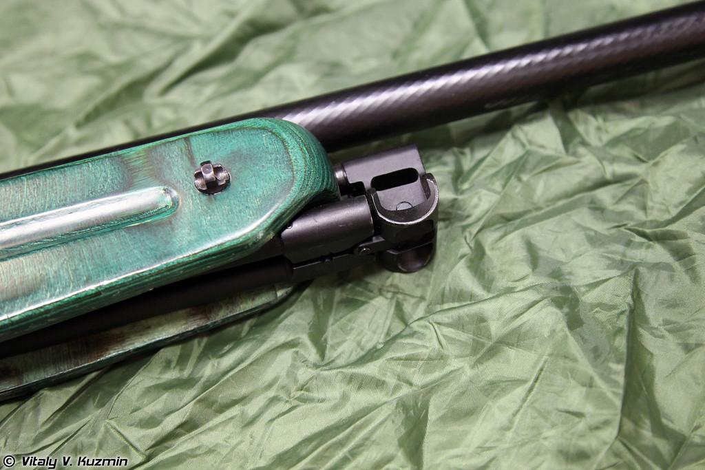 Снайперская винтовка СВ-98 с оптическим прицелом Dedal DS 3-12x50 (SV-98 sniper rifle with Dedal DS 3-12x50 sight)