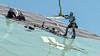 Construction detail photos of Patriot Plaza...3/26/2014.