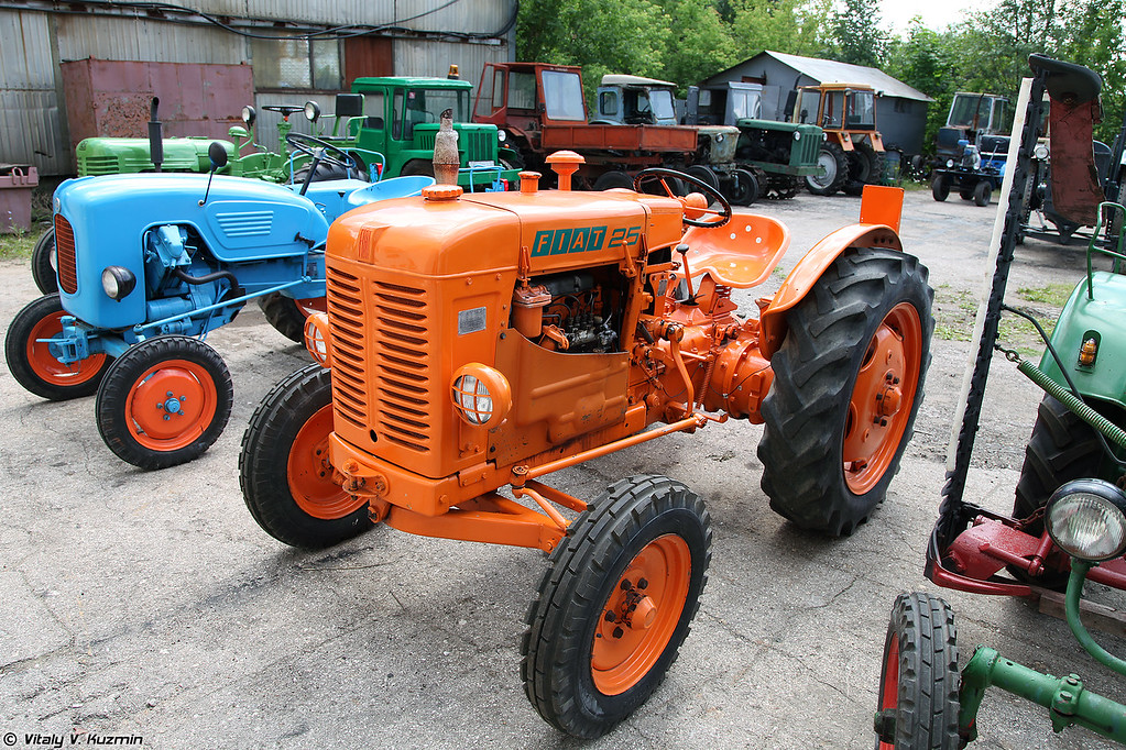 Fiat 25R