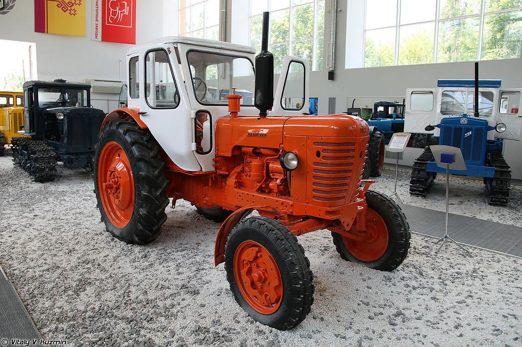 Трактор МТЗ-50 Беларусь (MTZ-50 Belarus)