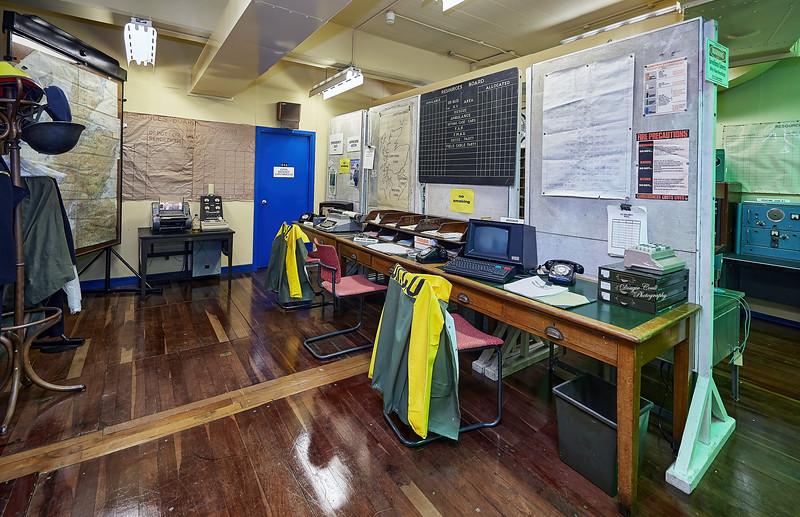 Scotland's Secret Bunker at Troywood - 26 May 2017