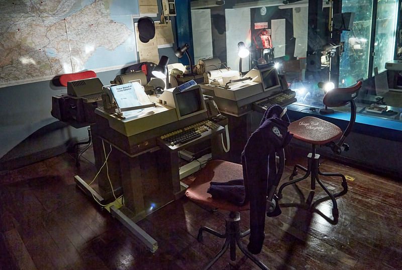 Scotland's Secret Bunker at Troywood - 26 May 2017