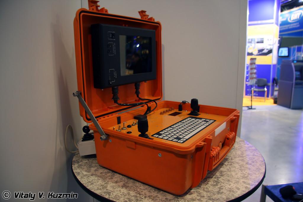 Многофункциональный робототехнический комплекс (Multifunctional robotic complex)
