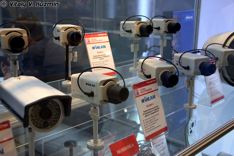 Видеокамеры (Cameras)