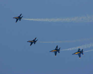 Blue Angels, San Francisco, 2006