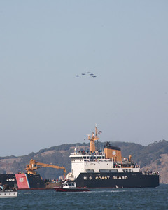 Blue Angels, San Francisco, 2009