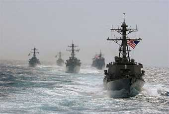 Named for the Navy's most famous destroyer squadron combat commander and three-time Chief of Naval Operations, the Arleigh Burke was commissioned July 4, 1991 and was the most powerful surface combatant ever put to sea.
