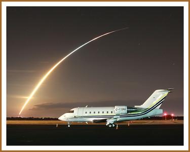 Endeavour Shuttle launch 2-08-10